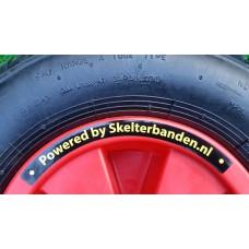 Velgen Stickers Formule 1